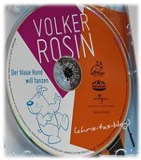 Volker Rosin Der blaue Hund