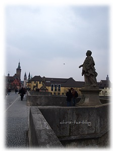 Würzburg - Alte Main-Brücke