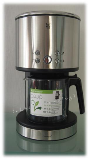 WMF Kaffeemaschine im Test
