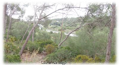 Wanderwege im Naturpark Mondrago