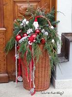 Weihnachtsdeko in unserer Stadt