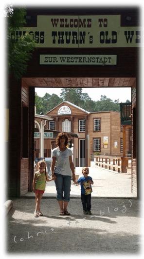 Westernstadt Schloss Thurn