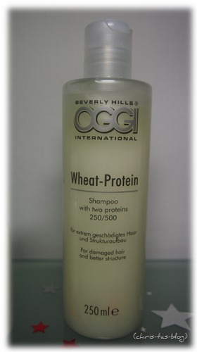 Wheat-Protein Shampoo von Oggi International