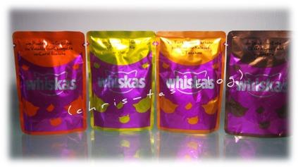 Whiskas® Futterbeutel Geflügel