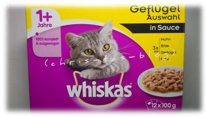 Whiskas® Geflügel