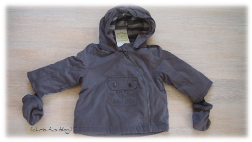 Winterjacke 2-in-1 für Kinder