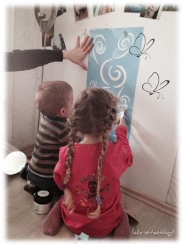 Marabu-Schablone im Kinder-Test
