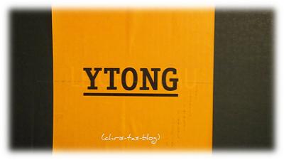 Ytong-Produkttesterin