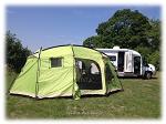 4 Mann und ein Zelt vom Maxtrader Outdoor-Shop
