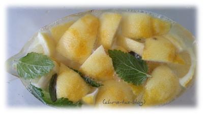 Zitronen für Zitronenlimonade
