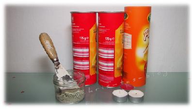 Zubehör für Teelichthalter DIY