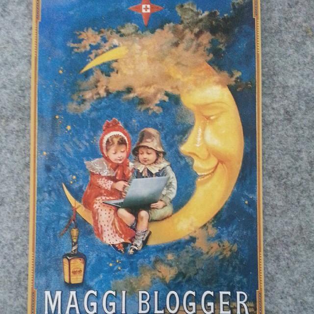 #MaggiBlogger # chris-tas-blog.de