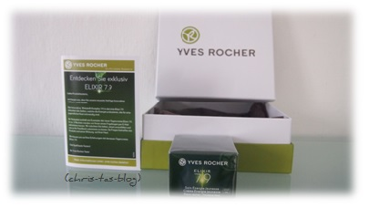 Yves Rocher Elixier 7.9 Tagescreme