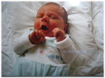 Ein gesundes Baby - nicht immer verläuft die Geburt so gut