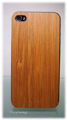 balolo Cover aus Echtholz
