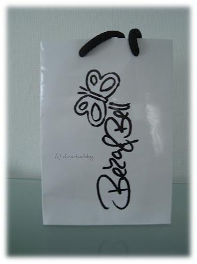 Schmuck von Beka&Bell hübsch verpackt