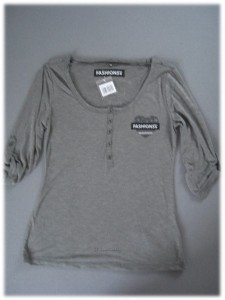 Sublevel herzliches Fashion5-Shirt