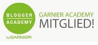 Garnier Blogger Academy - ich bin dabei