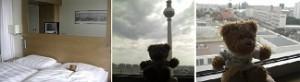 bloggi im Hotel Park Inn in Berlin