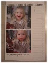 Virginia auf meinem neuen Fotokalender für 2013