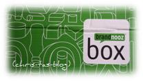 brandnooz box Genießerbox