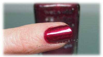 burgund frost Nagelllack