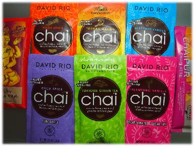 Chai Instant-Tee von David Rio vom Teeladen Herzberg