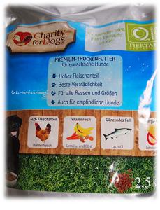 Premium-Hundefutter aus besten Zutaten