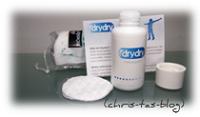 drydry™ - gegen Schwitzen unter den Achseln