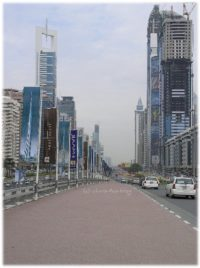 Dubai Stadt der SUperlative