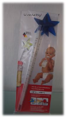 Babyflaschenthermometer von Easy!