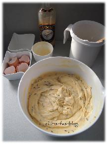 Eierlikör-Kuchen - der Teig ist schon fertig