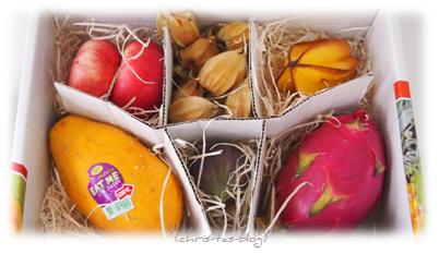exotisches Obst von frucht24.de