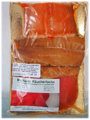 Räucherpaket von morhards Räucherlachs