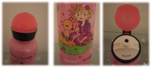 Details der Kinder Trinkflasche