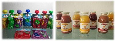 FruchtBar: Bio-Pürees und Smoothies