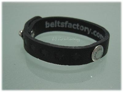 Lederarmband von beltsfactory