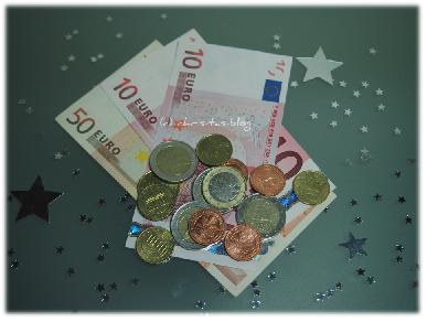 Geldscheine - immer gern gesehen