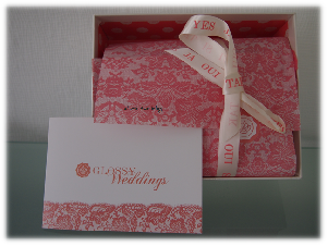 Wedding Box Glossy Box