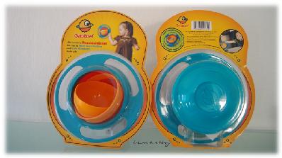 Gewinnt eine innovative Snackschüssel für Kinder: die Gyrobowl