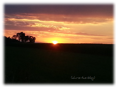 Highlight: Sonnenuntergang in NEA