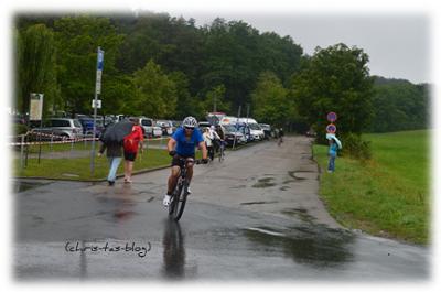 René Zieleinfahrt Mountainbike