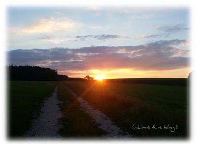 Highlight - Sonnenuntergang