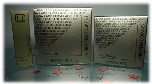 hochwertige decorative Kosmetik LuisaLage