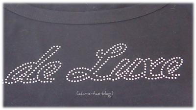 hot fix Swarovski Elements auf Shirt