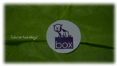 hübsche Verpackung der Hundewunderbox
