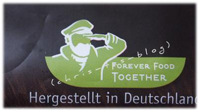 iglo - hergestellt in Deutschland