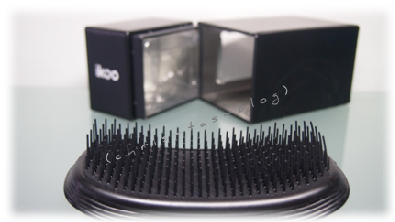 innovative Form der ikoo brush