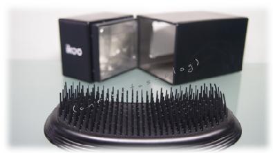 innovative Form der ikoo brush