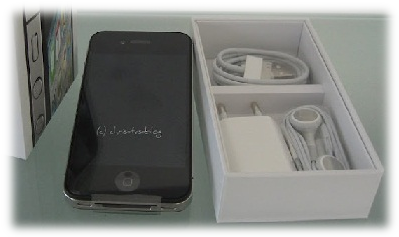 Mein Iphone 4S